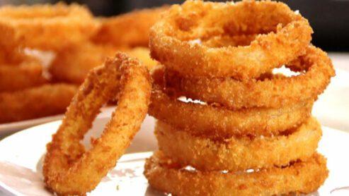 America's favorite deep-fried onion rings recipes:
