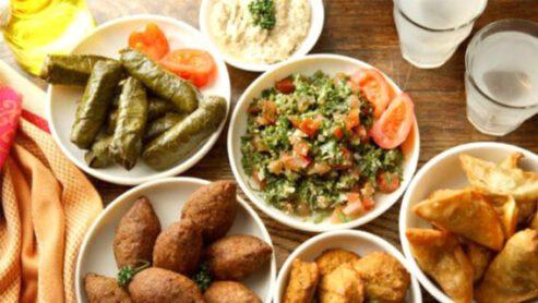 Arabic Fast-Food Names