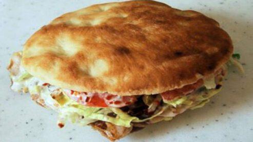 Arabic sandwich names: