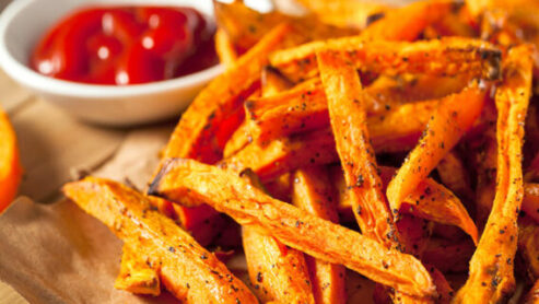 Are frozen sweet potato fries bad for you?