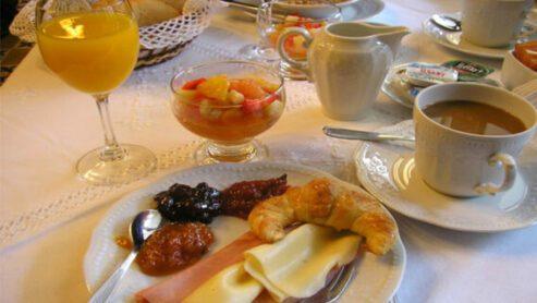 Argentina Breakfast Food - Argentina-themed breakfast foods
