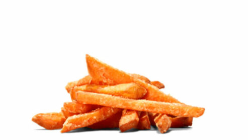 Does Burger King have sweet potato fries?
