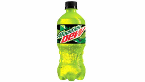 Mountain Dew Baby Food