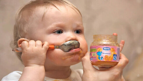 Nestle Baby Food For 2 Years