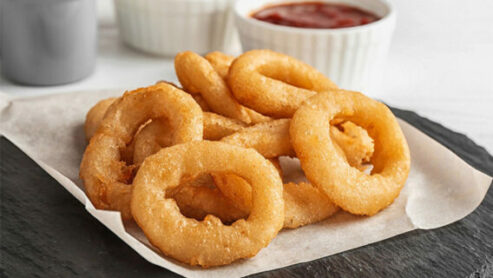 The best fast food onion rings in the U.S.