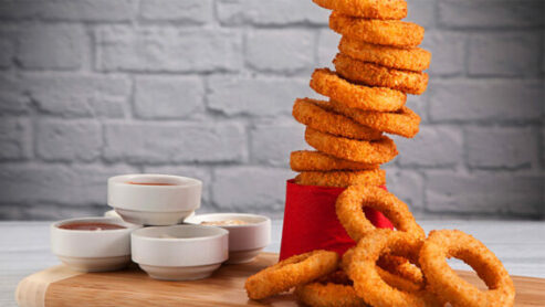 What Fast Food Chain Has The Best Onion Rings?