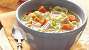 What Fast Food Has Chicken Noodle Soup?
