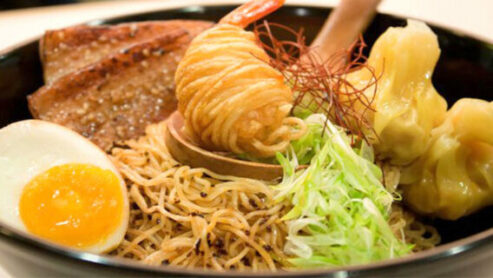 A Noodle Story (Hong Kong Street)