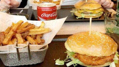 American Fast Food Restaurants In Paris France