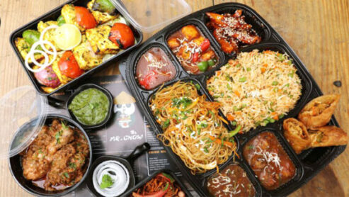 Best Chinese Food In Lucknow