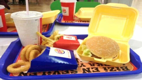 Burger King-Sisli