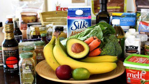 Dairy-free foods: