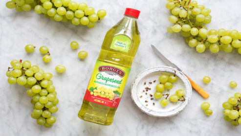 Grapeseed Oil: