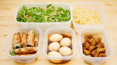 How to store leftover Chinese Food?