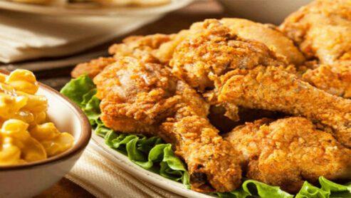 KFC Famous Chicken: