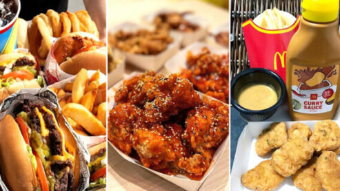 Singapore Halal Fast Food