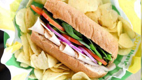 Subway Diabetic Fast Food