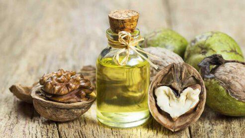 Walnut Oil: