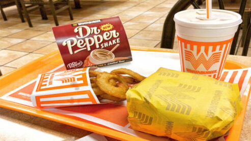What Fast Food Restaurants Have DR Pepper