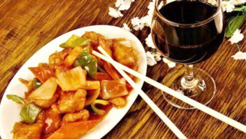 What is Chinese Food Santa Cruz?