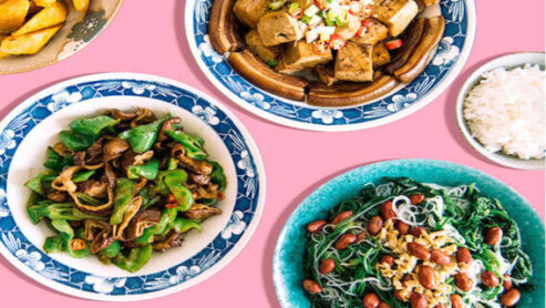 What is the healthiest Chinese food to eat?