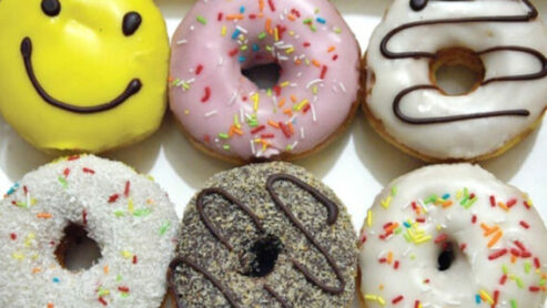 Why are doughnuts a breakfast food?