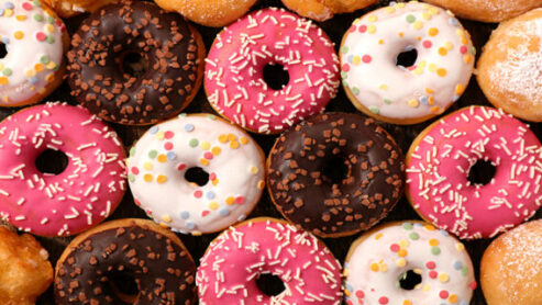 Why is it important to eat doughnuts as breakfast food?