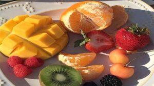 Aesthetic Healthy Food