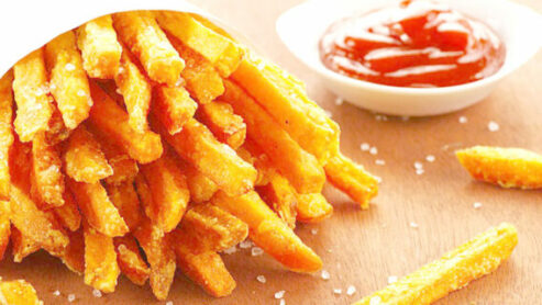 Are sweet potato fries good for you?