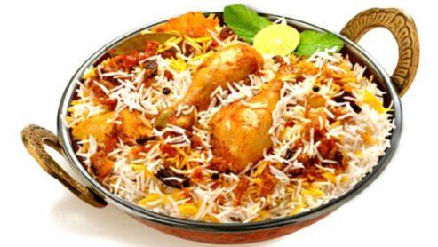 Biryani Fast Food