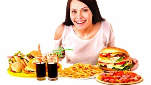 Craze For Fast Food
