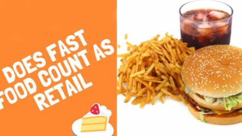 Does Fast Food Count As Retail