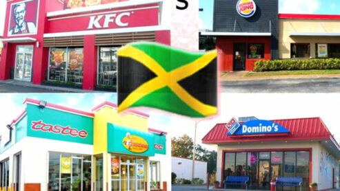 Fast Food Places In Jamaica
