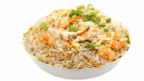 Fast Food Rice