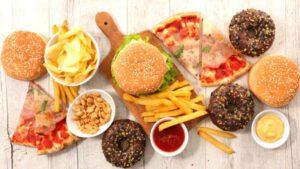 Healthy Fast Food India