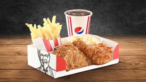 KFC (Kentucky Fried Chicken):