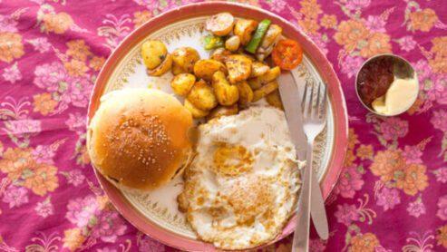 Nepal Breakfast Food