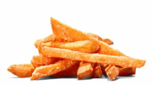 What Fast Food Restaurant Has Sweet Potato Fries