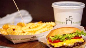 What's The Healthiest Fast Food Burger