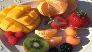 Healthy Food Aesthetic