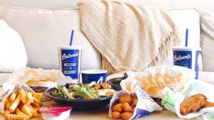 Healthy Food At Culvers